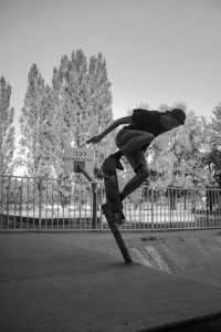 Photos de skateboard Amienois par Romain Gambier
