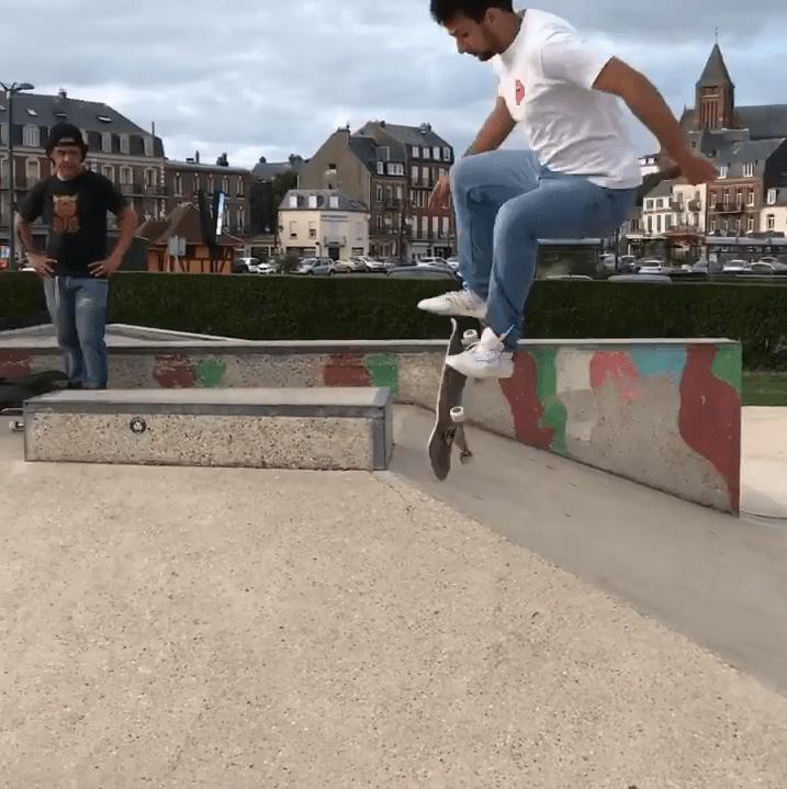 Read more about the article Un été avec Mers les Skates