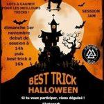 Best trick Halloween 31.10 Skatepark Mers les Bains avec Banana skate