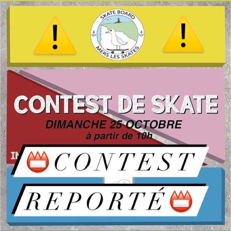 Read more about the article Contest Mers les skates REPORTE !