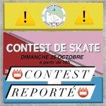 Contest Mers les skates REPORTE !