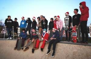 Banana Skate Best Tricks contest de Noël 2020
