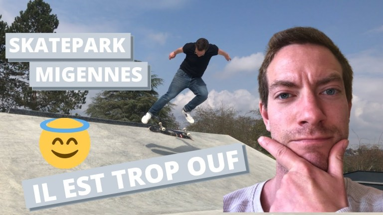 Read more about the article Vlog Loic English au skatepark de Migennes (89)