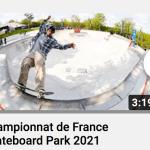 Championnat de France de Skateboard 2021