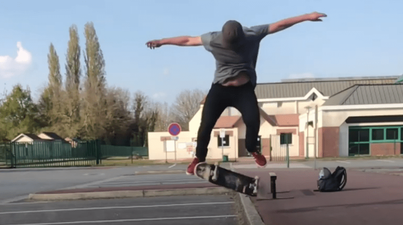 You are currently viewing Vlog Loic English Progresser sans skatepark Mai 2021