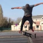 Vlog Loic English Progresser sans skatepark Mai 2021
