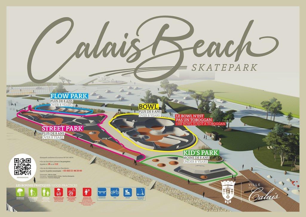 panneauinfoCalaisBeachSkatepark juin2021