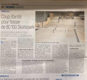 Read more about the article L'extension du 80100 skatepark d'Abbeville est bloquée