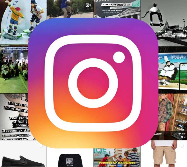 Read more about the article Instagram Clips de skateboard Septembre 2021