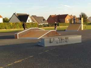 Read more about the article Le Skatepark de Rivery refait à neuf