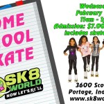Home School Skate February Flyer