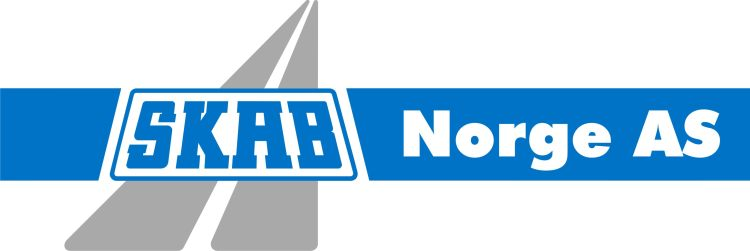 SKAB NORGE AS sales offices for the Nordic market are located, including a fully equipped service centre