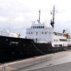 Norsk skoleskib besøger Hirtshals