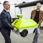 Succesfuld seriel entrepreneur investerer et tocifret millionbeløb i global robot-frontløber