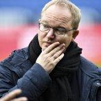 Glen Riddersholm stopper i Vendsyssel FF