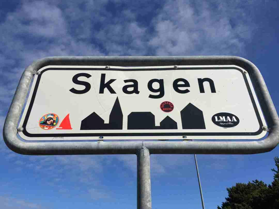 Vi glæder os altid til at byde jer velkommen til Skagen.