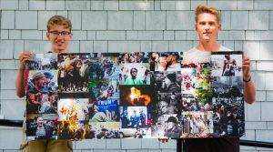 Photographers Anacortes High School Students May 2017 Skagit Art Music