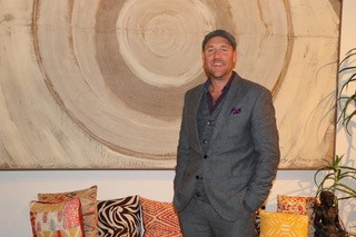 Dave Cassera_Que Sera Art Lounge _ Photo Michael Vitale