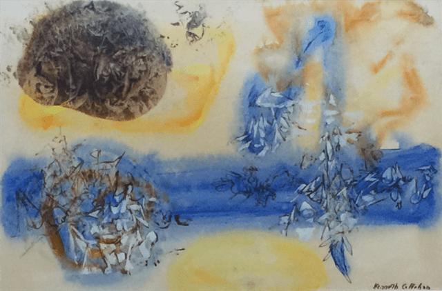 Kenneth Callahan_Que Sera Art Lounge_Skagit Art Music
