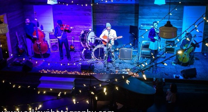 MUSIC:  The Hoe and the Harrow, Lizzie Weber, and Friends at Kennelly Keys
