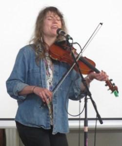 Arielle Luckmann The Scarlet Locomotive Skagit Art Music Future Fest