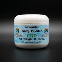 Body Butter Lavender 3 oz