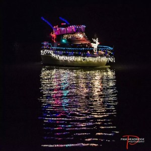 Skagit County Holiday Activities La Conner Lighted Boat Parade
