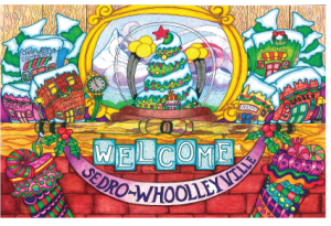 Skagit County Holiday Activities Sedro Wooley Whobilation
