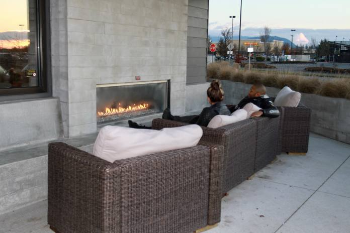 Skagit County Fireplaces Whidbey Coffee