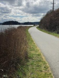 Skagit Bike Routes Tommy Thompson Trail Anacortes