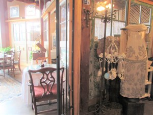 Old Town Grainery Tea Room Foyer