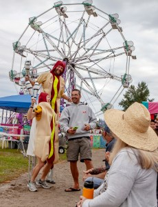 Skagit County Fair carnival