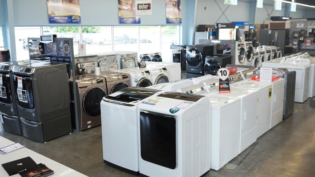 Judd & Black Appliance Laundry Set 3