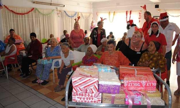 Contact Martie Malan re Santa Shoe Boxes