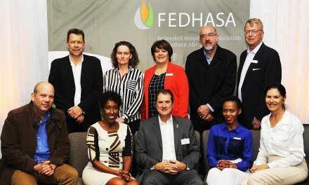 Dawn Smith on FEDHASA Board