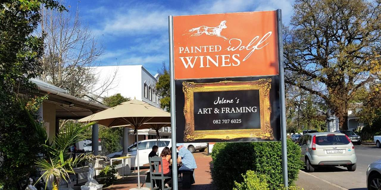 Painted Wolf Wines Tasting room now OPEN