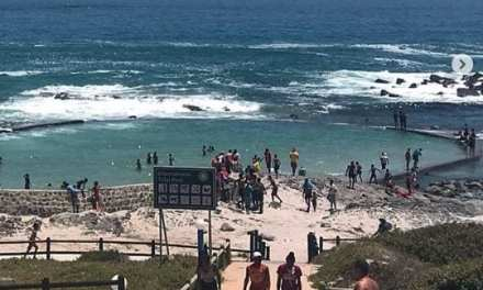 Cape tidal pools revamped, in time for summer