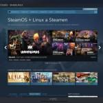 Steam linuxon – gyötrelmesen lassú letöltés ?