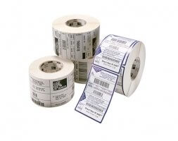 Label – Termo Transfer, Premium, Kasse M/ 12 Ruller – (BxH) 102x127mm