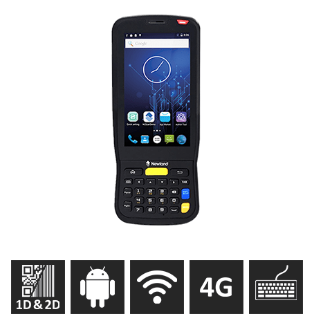 Newland MT6552 M/ Android 8