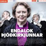 Seint verður hægt að saka þetta fólk um að vera kærleiksríkt.