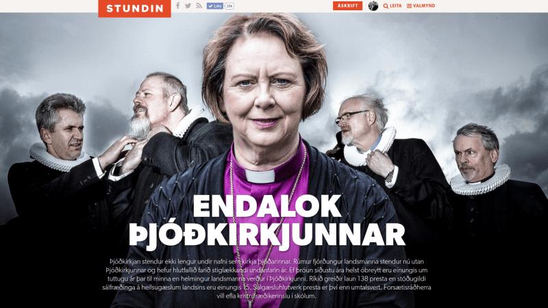 Sunnudagshugvekja: Kærelikurinn er ekki ríkistryggður