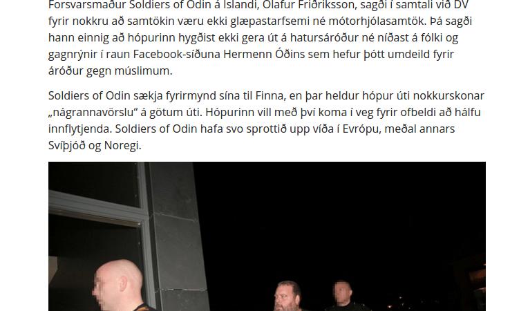 Að skálda inn í fréttir og taka fólk af lífi opinberlega er það nýjasta hjá DV