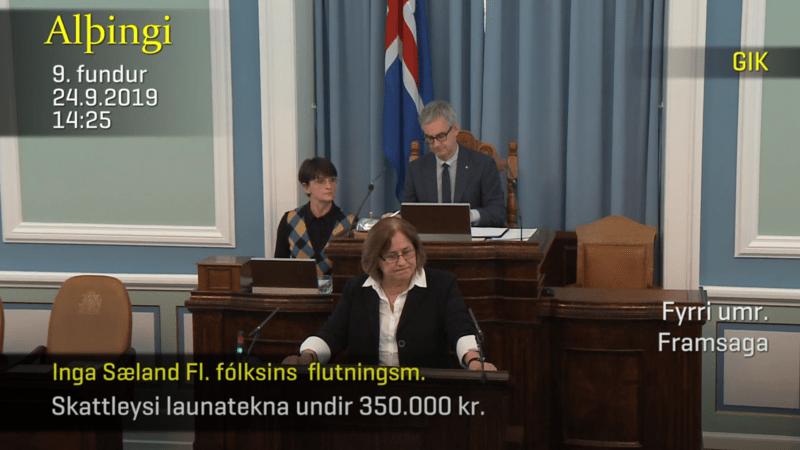 Vanvirðing þingmanna og ráðherra gagnvart vinnustað sínum er algjör