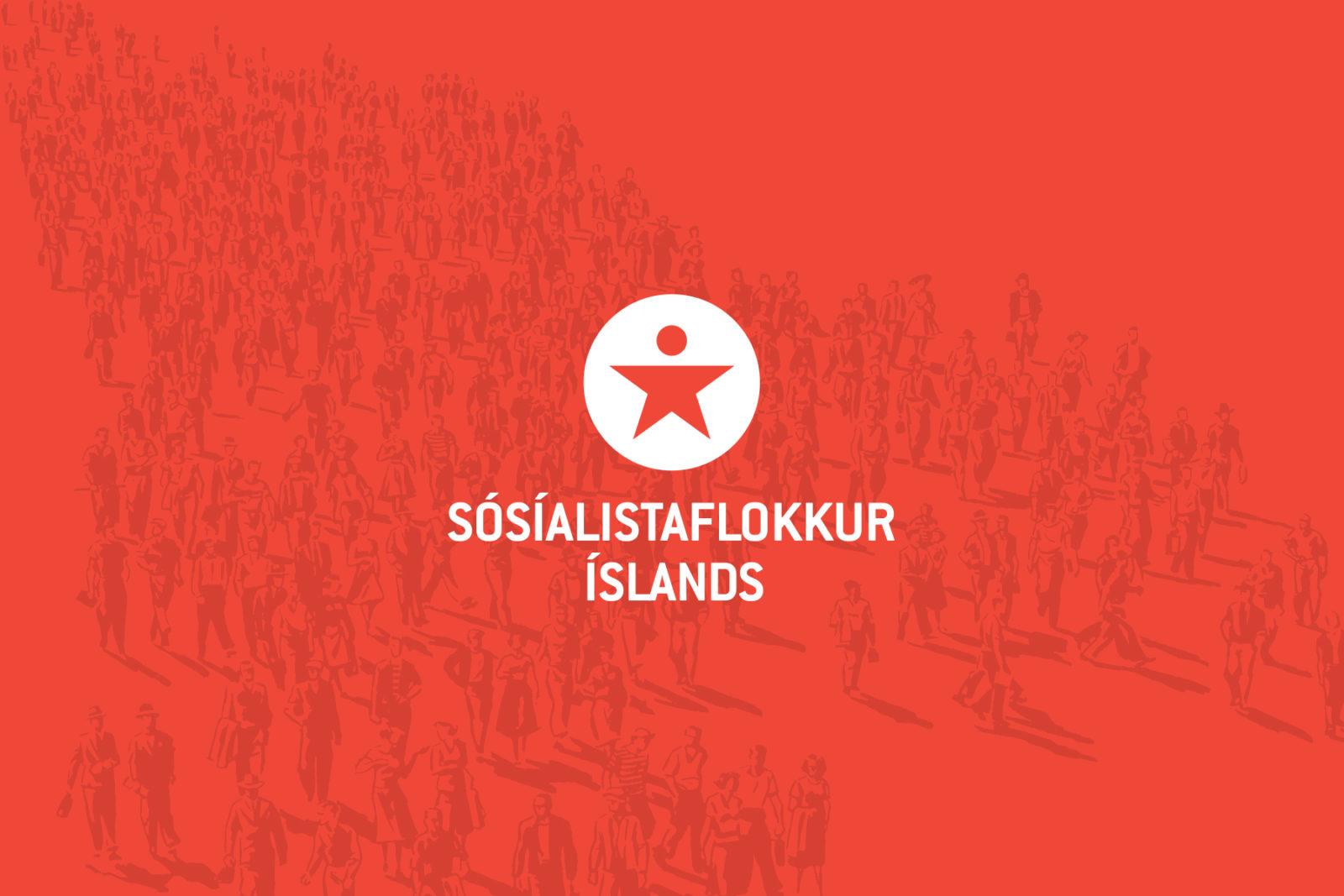 Sósíalistaflokkur íslands býður fram til alþingis í næstu kosningum