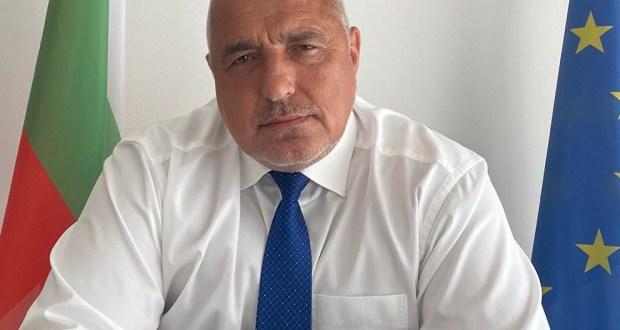Борисов: Предложих кауза около която си струва да се обединим - точно както преди 135 години