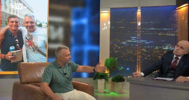Хаджигенов: Надявам се Бойко Борисов да не подаде оставка утре да се сблъска с любовта на народа и да излети с джипката за Дубай