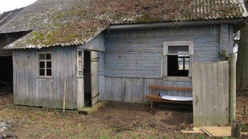 Мъж си купи изоставена ферма и я превърна в дом мечта СНИМКИ