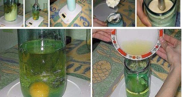 Рецепта за домашно приготвена гъста и вкусна майонеза