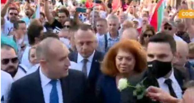 Радев освирепя насъска гардовете си срещу Борисов СНИМКИ